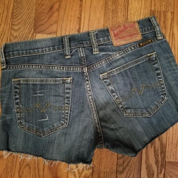 Lucky Brand Pants - Lucky Brand Shorts size 4 27